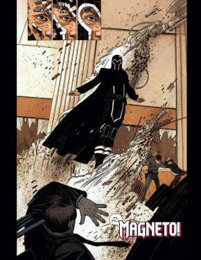 magneto's latest costume 2
