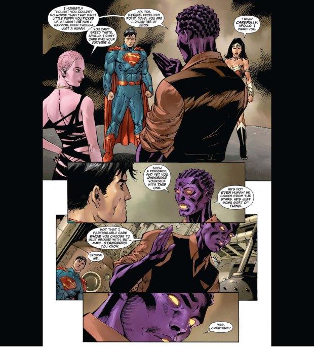 superman meets apollo 2