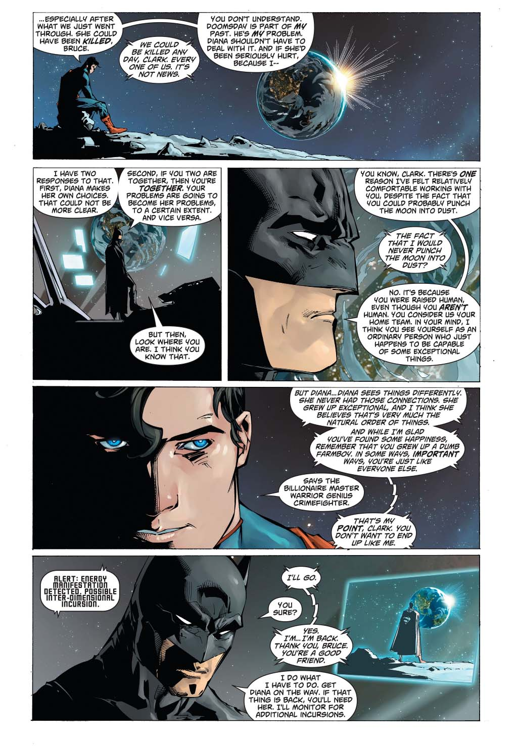 Great New52 Superman Character Moments - Page 7-3583