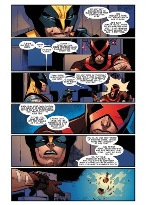 why wolverine hates cyclops 2