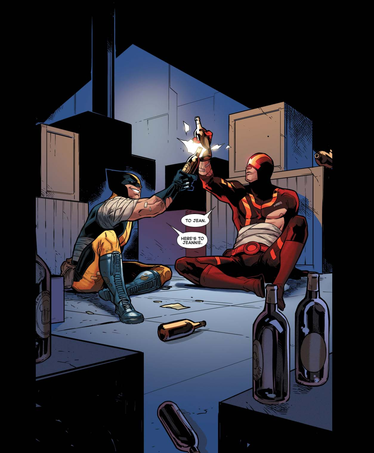 spiderman and kitty pryde