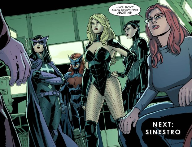birds of prey (Injustice)