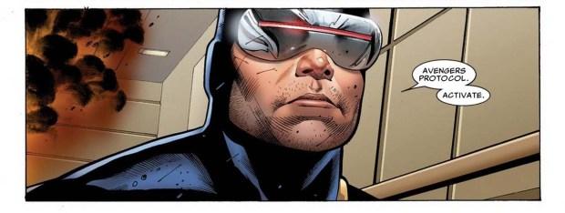 cyclops's avengers protocol