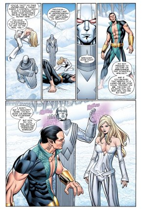 How Unit Disabled Emma Frost and Namor 2