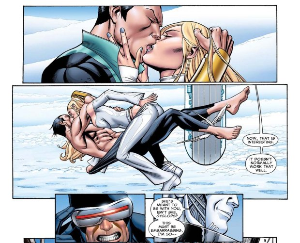 How Unit Disabled Emma Frost and Namor 3