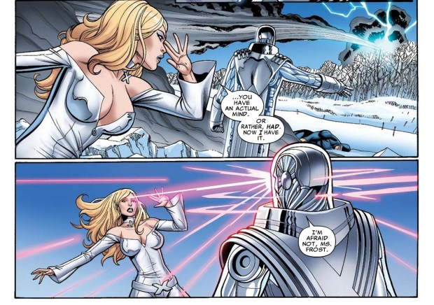 How Unit Disabled Emma Frost and Namor