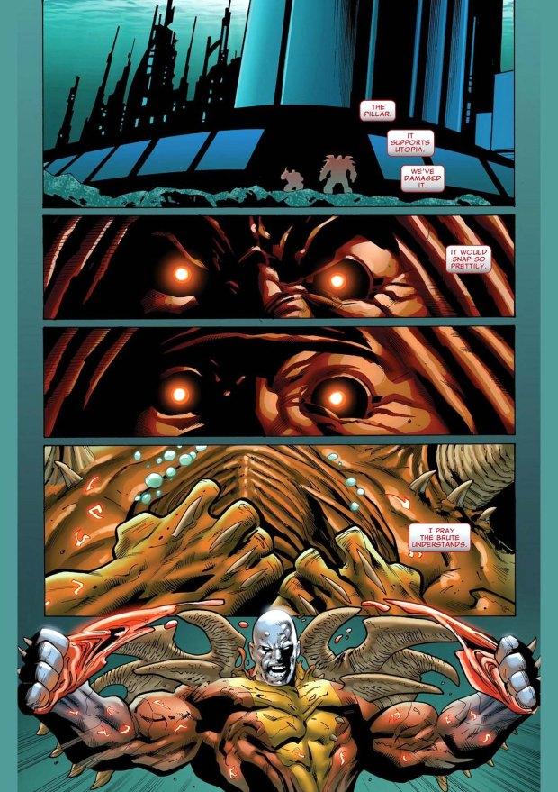 red hulk vs juggerlossus 3