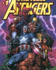 the new avengers volume 1