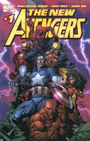 the new avengers volume 1