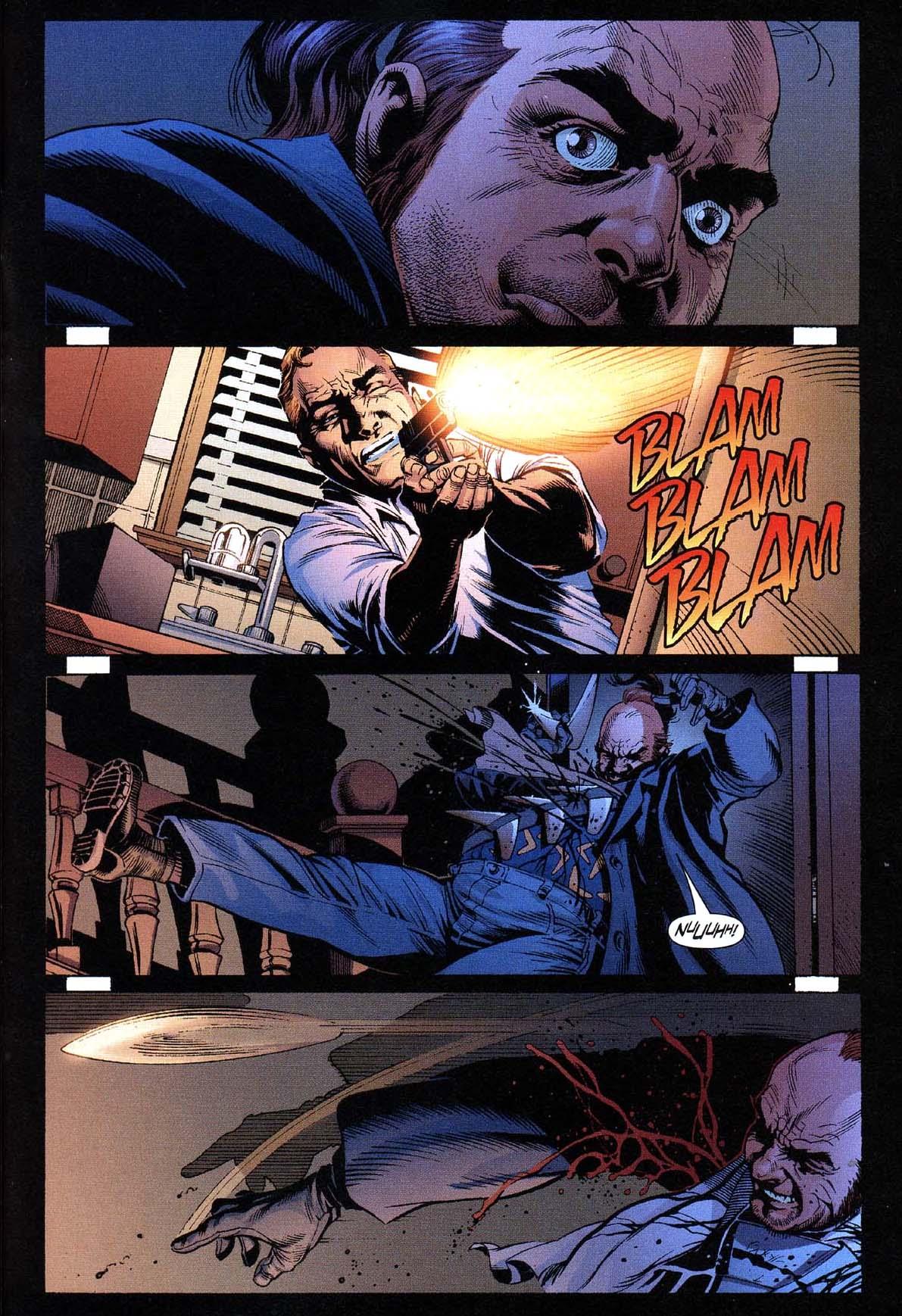 Captain Boomerang VS Jack Drake   Comicnewbies