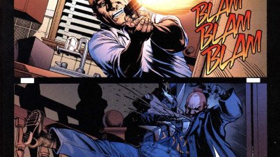 captain boomerang kills jack drake 2
