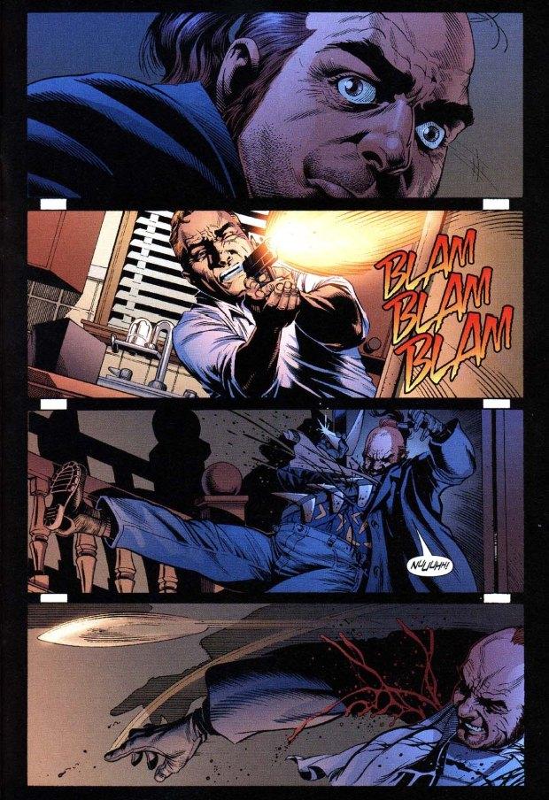 captain boomerang kills jack drake 2