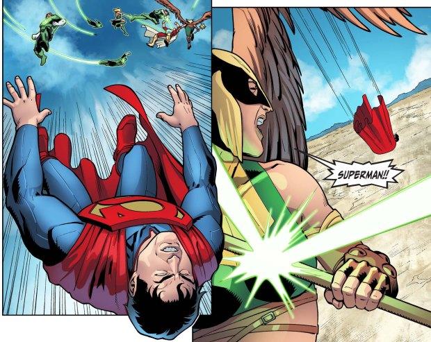 how a squirrel beat superman 2