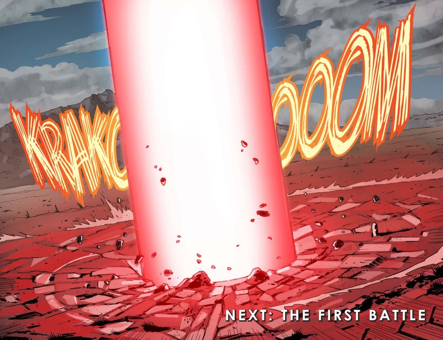 superman attacks the green lantern corps 5