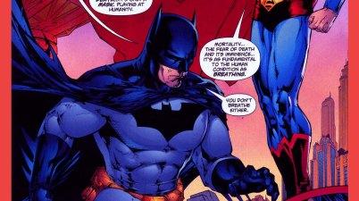 superman doesn't breathe