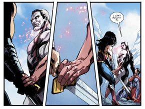 wonder woman kills captain atom 2