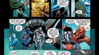 cyborg meets the metal men 2