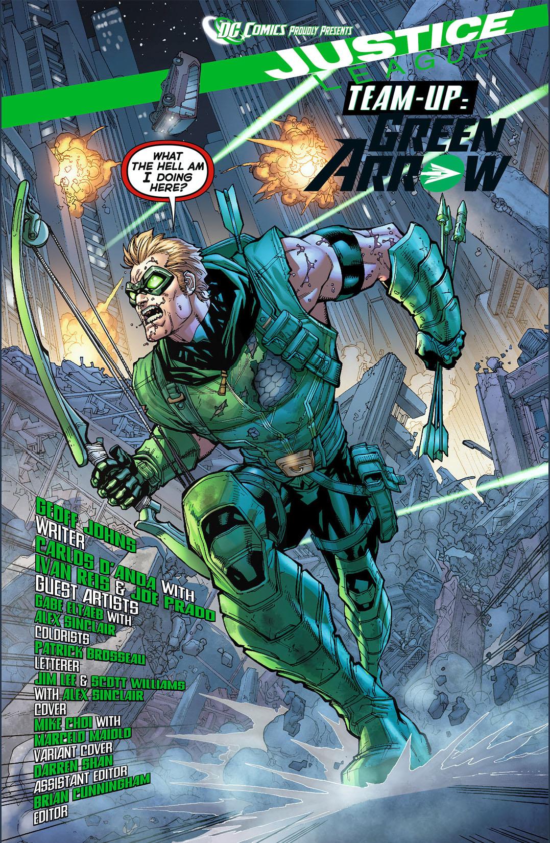 52 Photos 37 Reviews: Green Arrow (New 52)