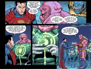 kilowog surrenders his ring 2