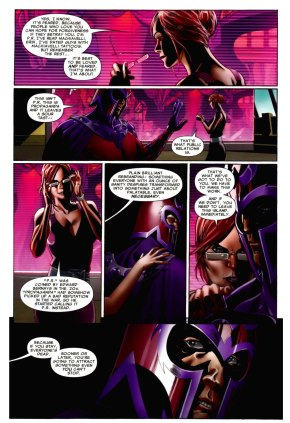 magneto prefers to be feared than loved 2