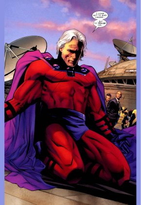 magneto submits to cyclops 2