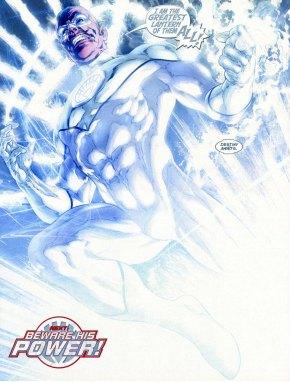 sinestro as a white lantern 2