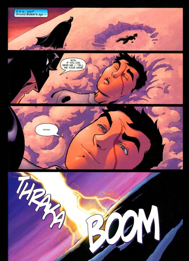 superman and batman vs hawkman and captain marvel 4