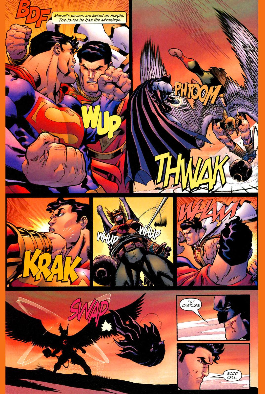 captain marvel or batman