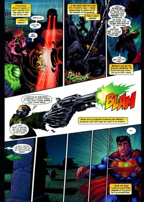 superman and batman vs metallo 2