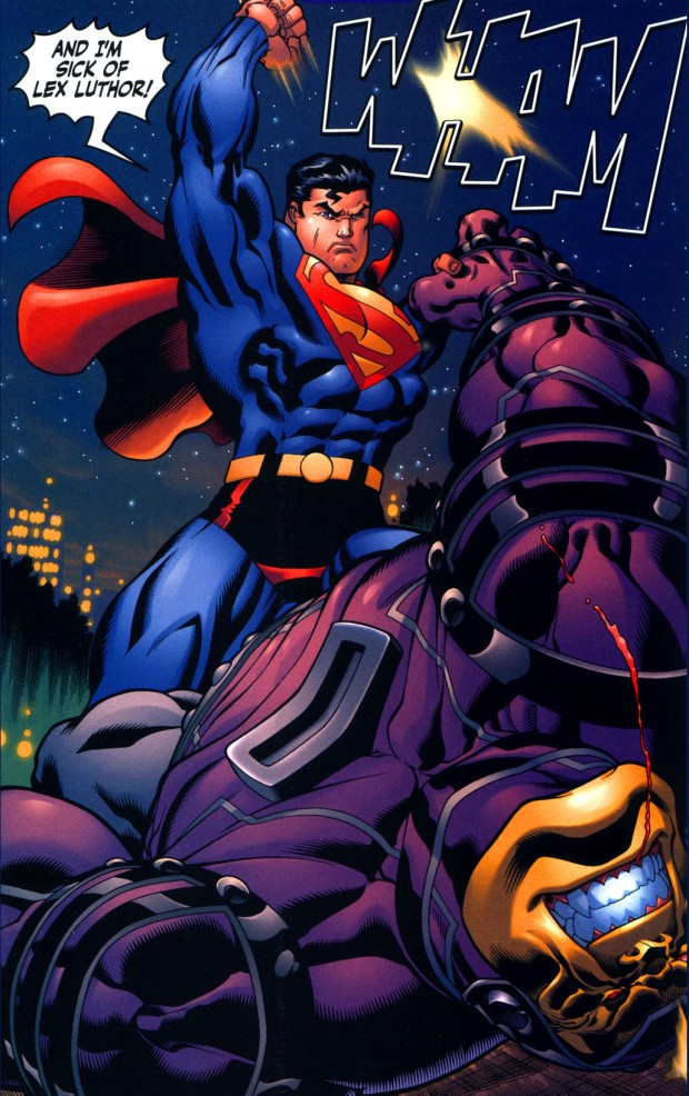superman vs mind-controlled mongul 3