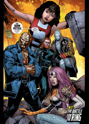 the doom patrol (new 52)
