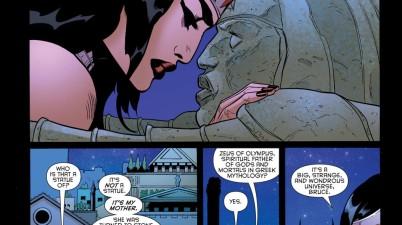 batman learns of wonder woman's origins