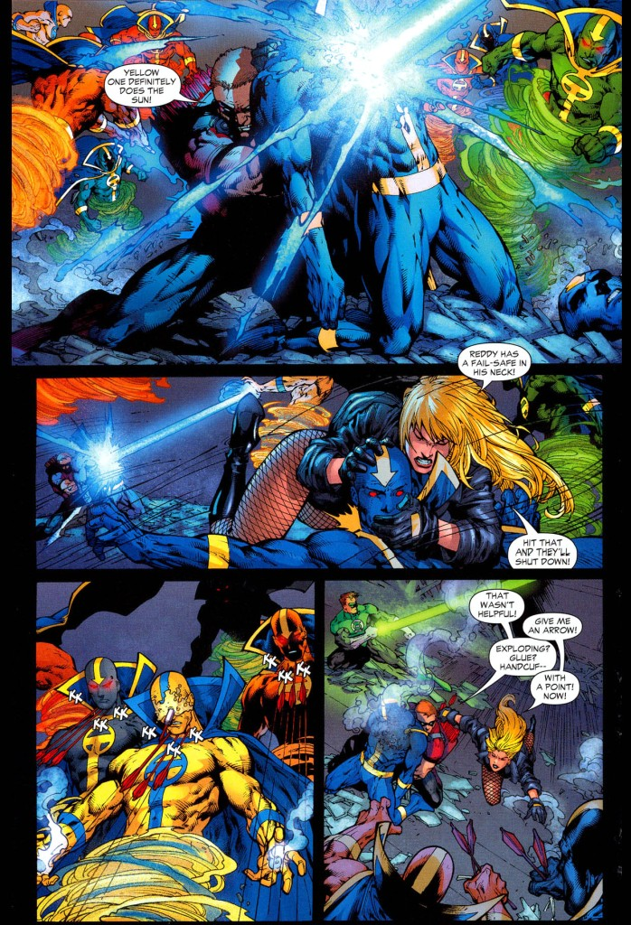 how brutal black canary can be