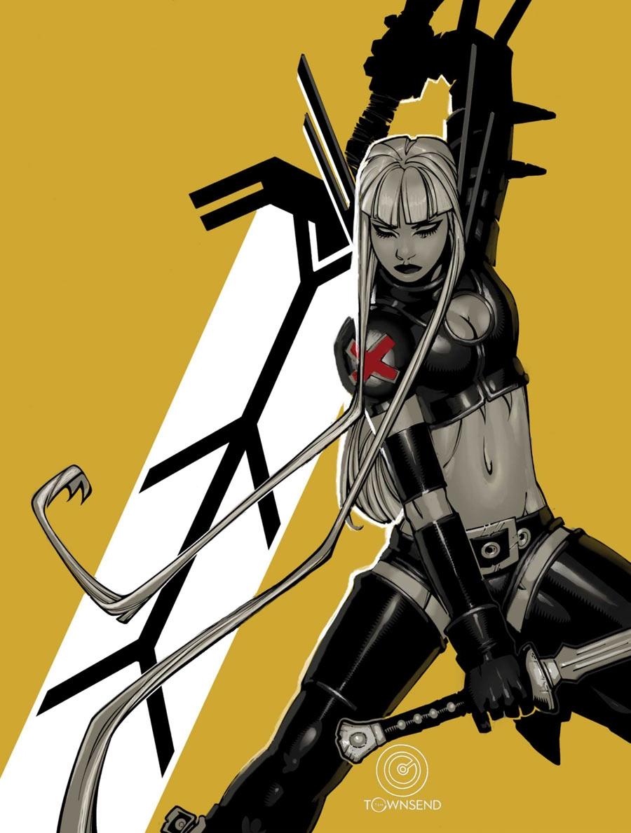 Uncanny X Men Magik X-Men New Costumes | C...