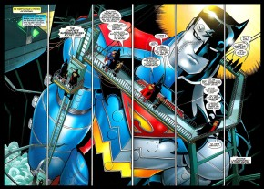superman-batman robot