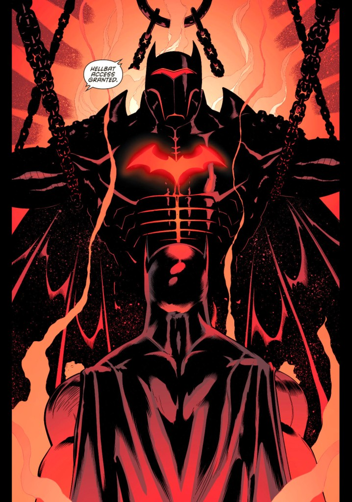 what is the hellbat
