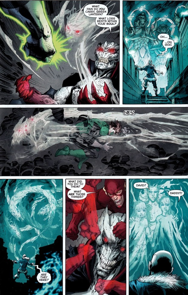 graves takes out the justice league 2