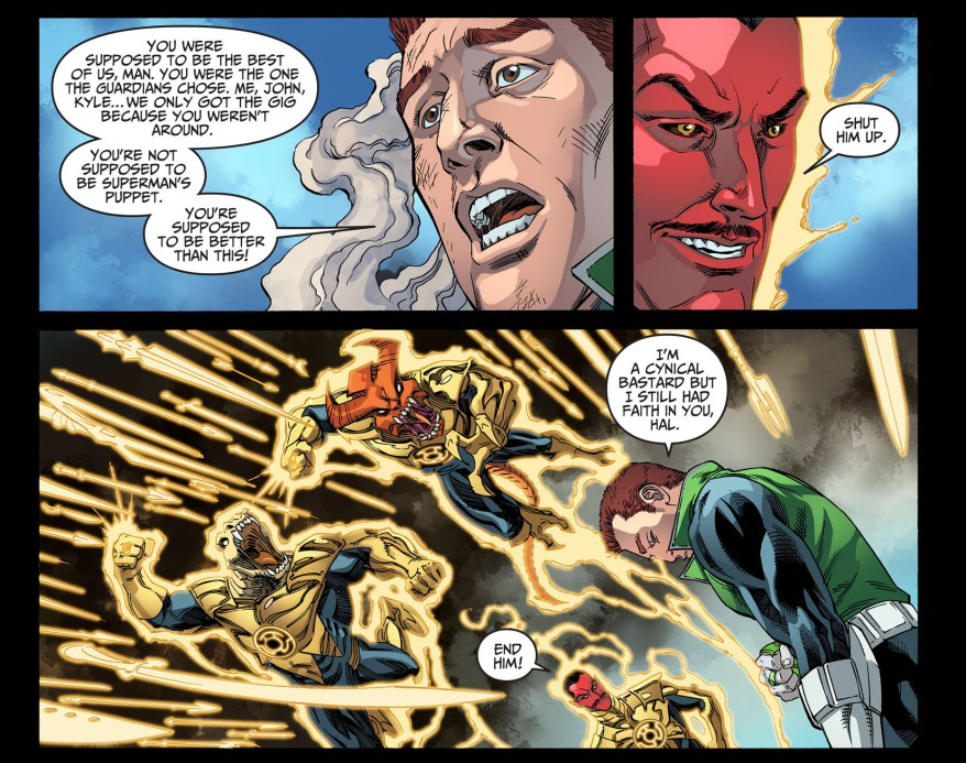 guy gardner believes in hal jordan 2