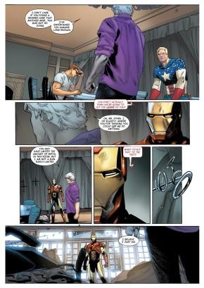 iron man and magneto standoff 1