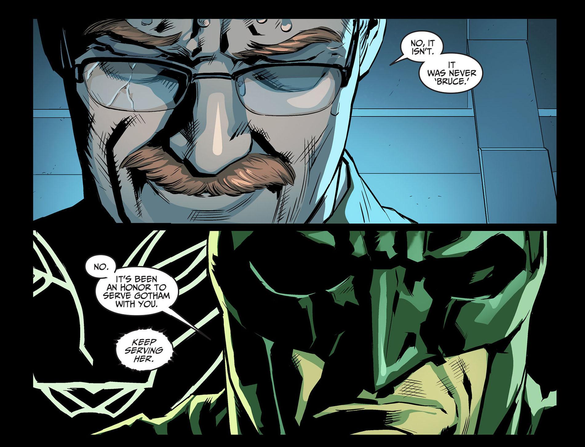 Jim Gordon Says Goodbye To Batman Comicnewbies