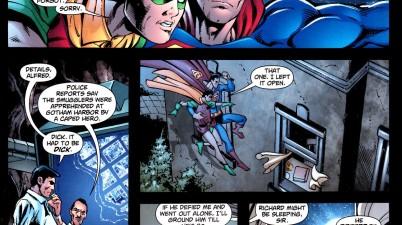 superman did robin's homework 1