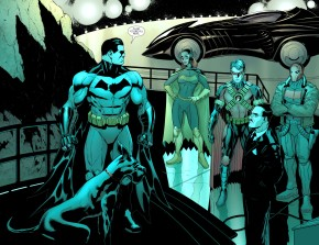 bat family (batman and robin 33)