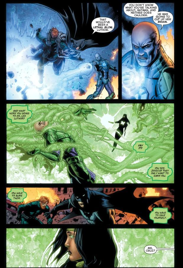 batman shuts down power ring 1