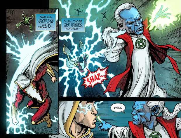 ganthet vs shazam 1