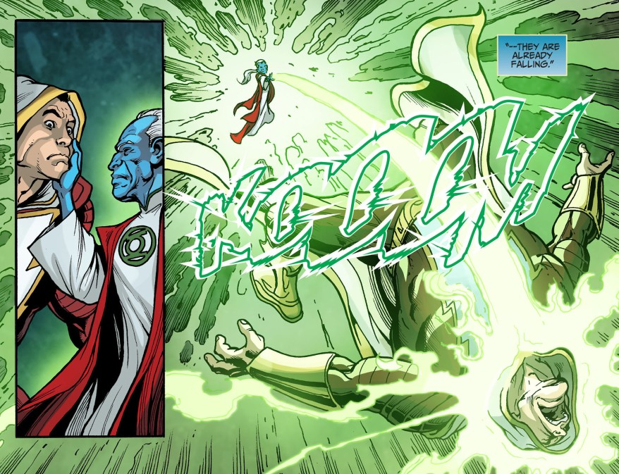 ganthet vs shazam 2
