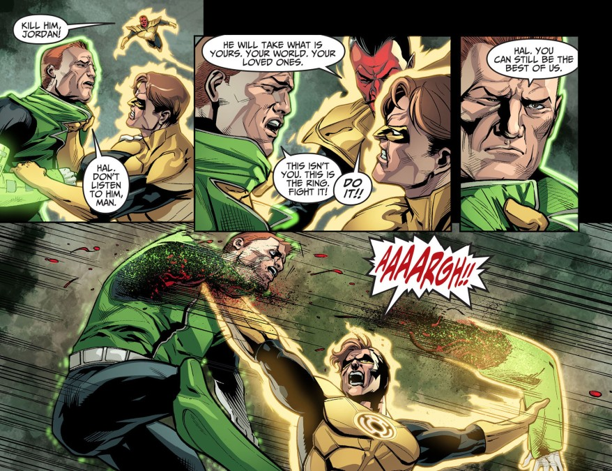 hal jordan kills guy gardner 3