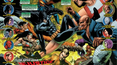 justice league vs doom patrol 1