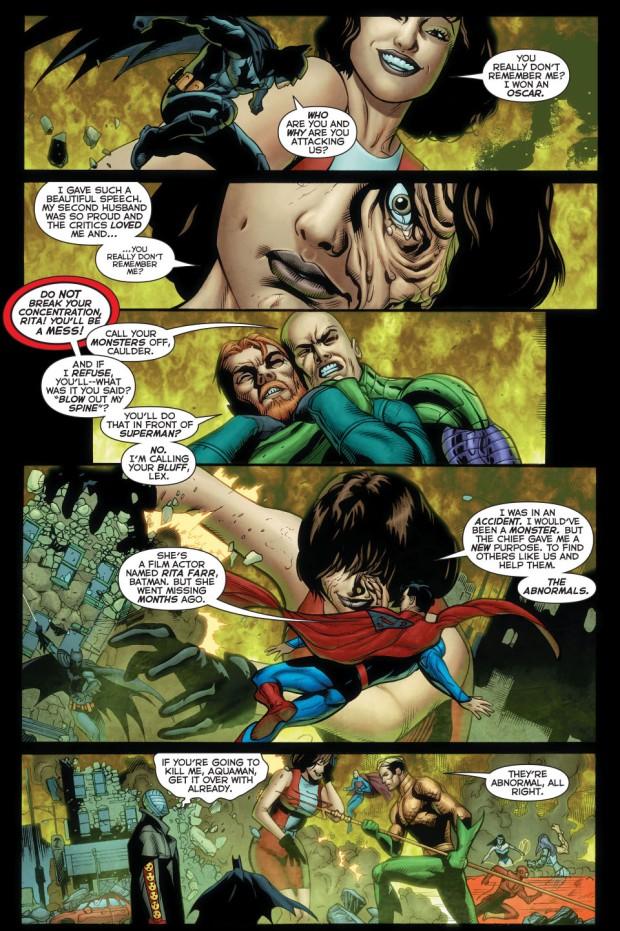 justice league vs doom patrol 2