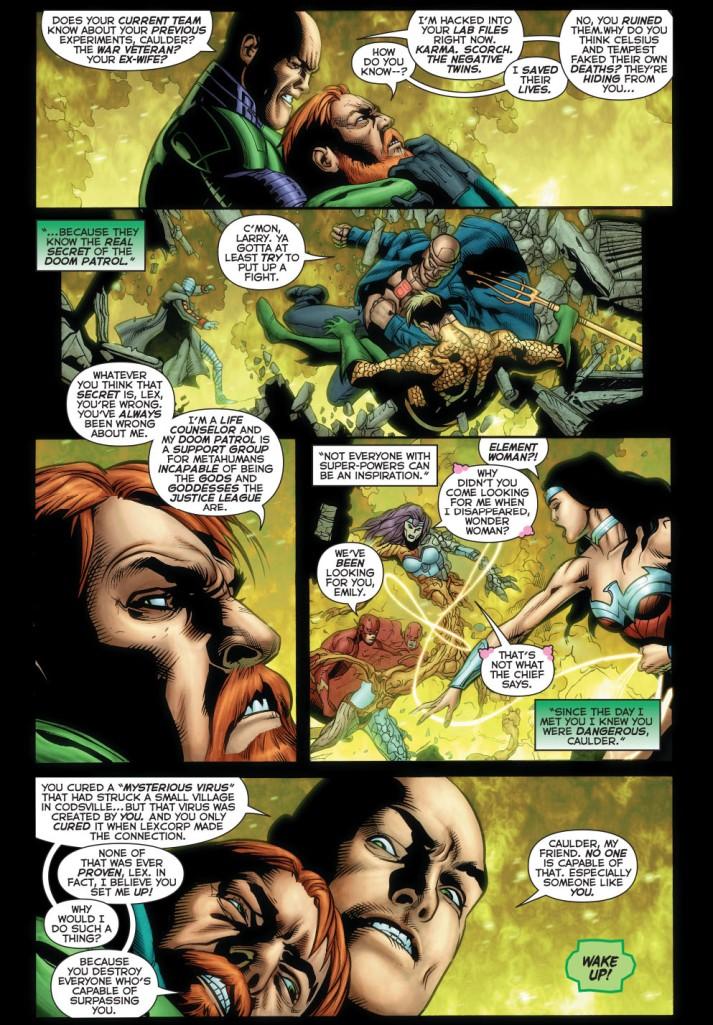 justice league vs doom patrol 3