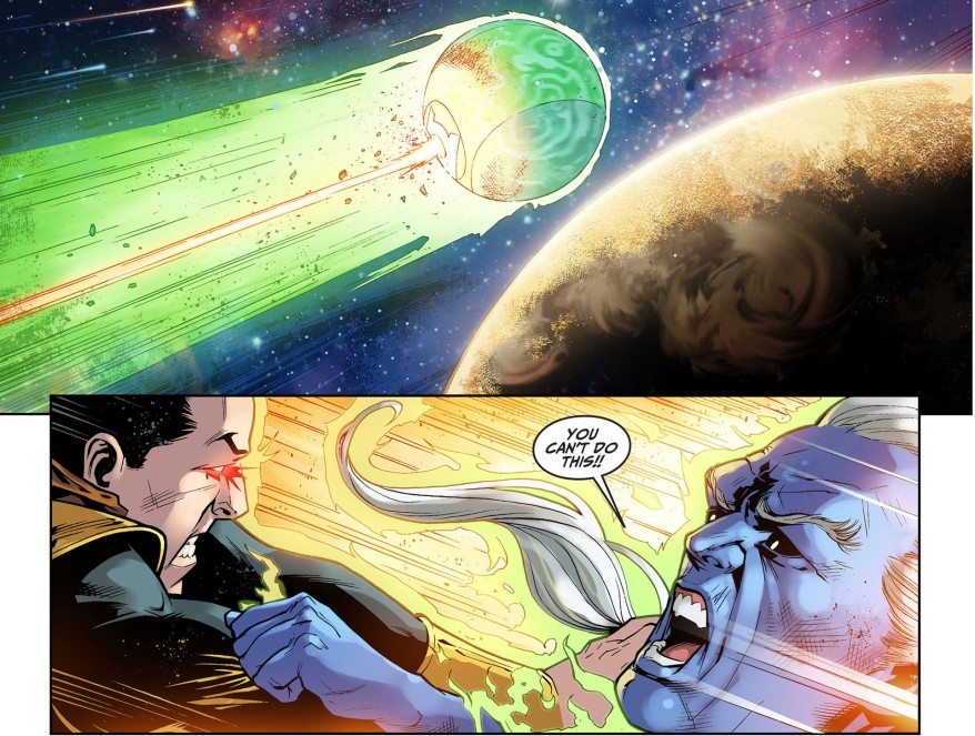 superman kills mogo and ganthet 3